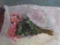 Bloemen - Rozen i.m. I 50 x 65 goauche