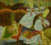 Carrousel I 80 x 90 olie